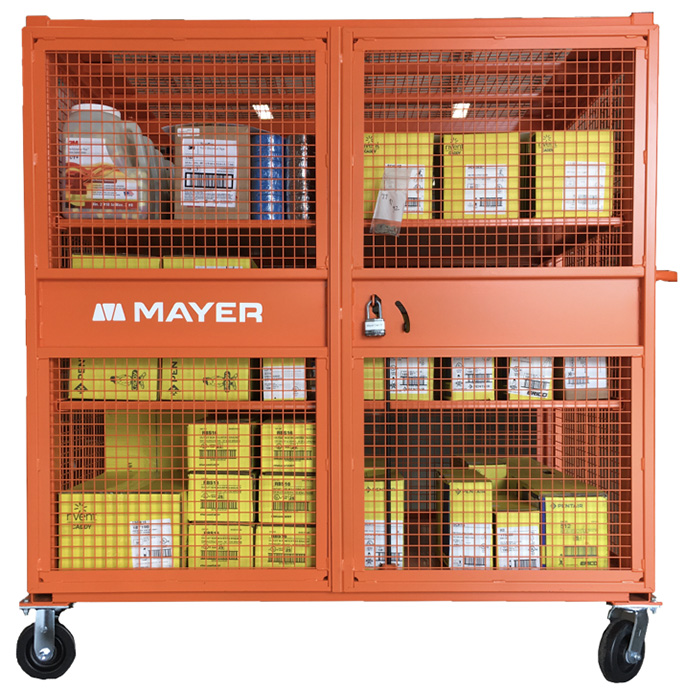 Mayer Tool Cage